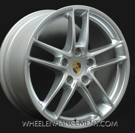 Panamera Turbo II wheel